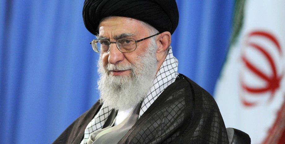 Духовный лидер Ирана аятолла Али Хаменеи / Фото с сайта ntv.ru