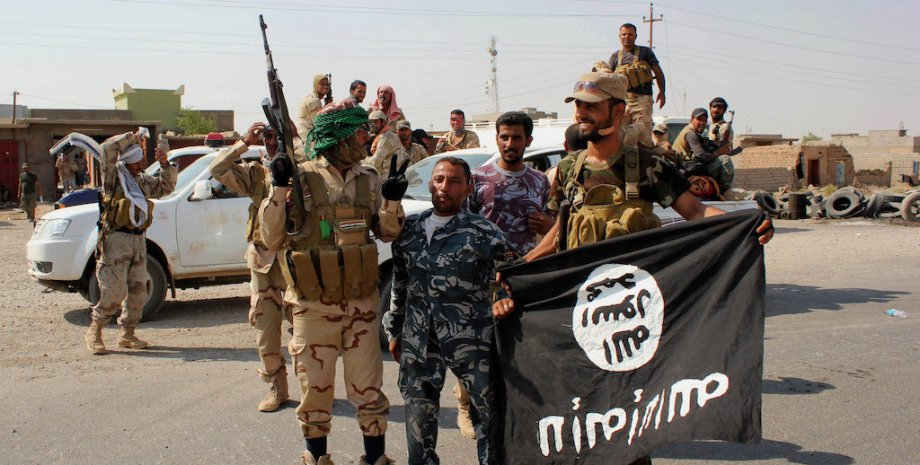 Боевики ИГИЛ / Фото: pamelageller.com