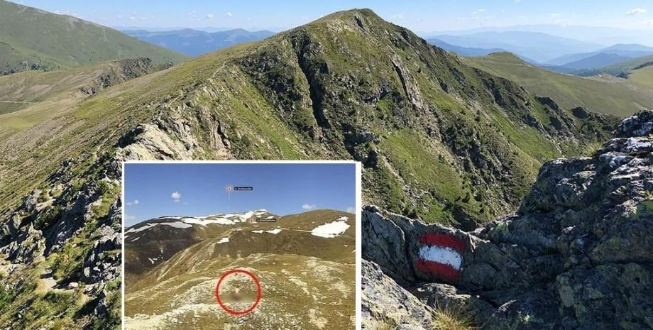 Гурктальские Альпы, парочка в горах, секс, австрия