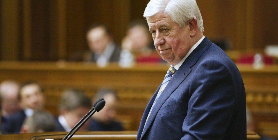 Генпрокурор Украины Виктор Шокин / Фото: УНИАН
