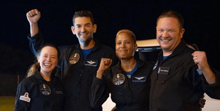 Космические туристы