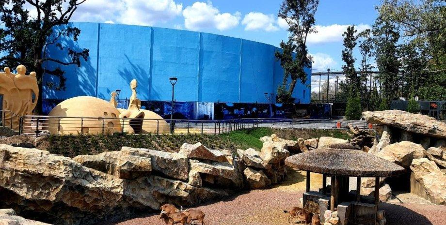 харьковский зоопарк 2021