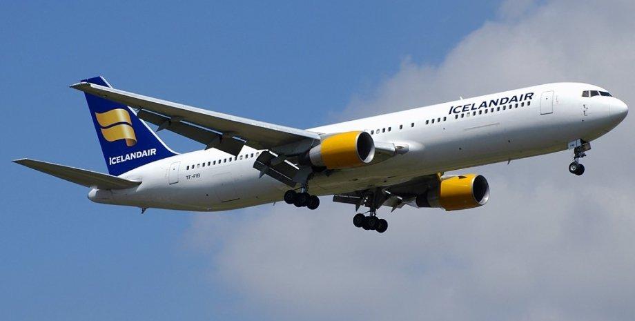 Самолет авиакомпании Icelandair / Фото: Wikipedia