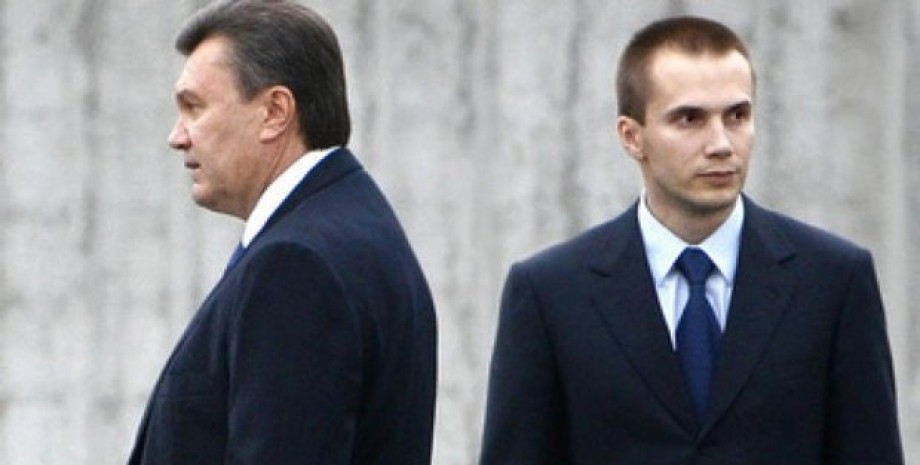 Олександр Янукович, заочний арешт