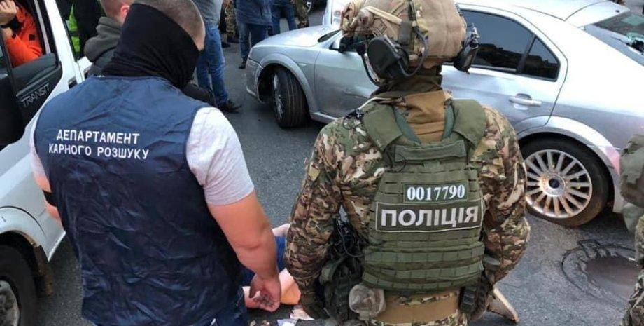 Фото:  пресс-служба Нацполиции