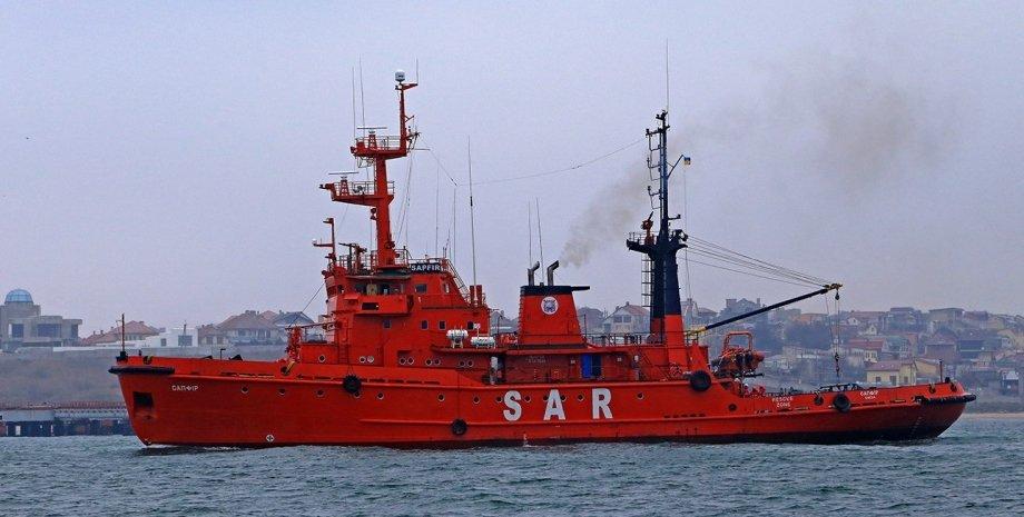 """Корабль """"Сапфир"""" / Фото: dumskaya.net"""