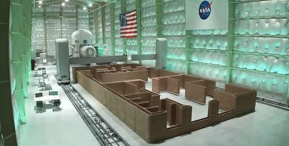 """""""Марсіанський"""" модуль"""