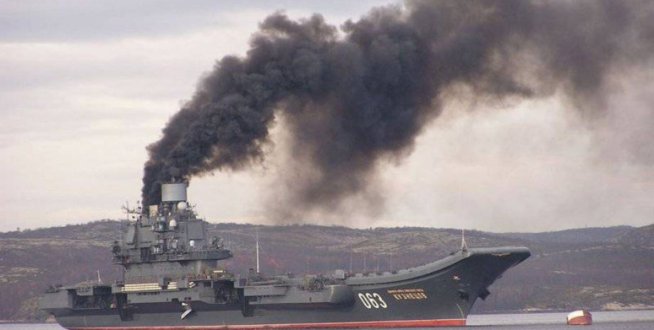 """Адмирал Кузнецов"" / Фото: alex-anpilogov.livejournal.com"