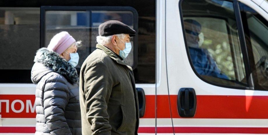 коронавирус, маски, COVID-19, Минздрав, кабмин