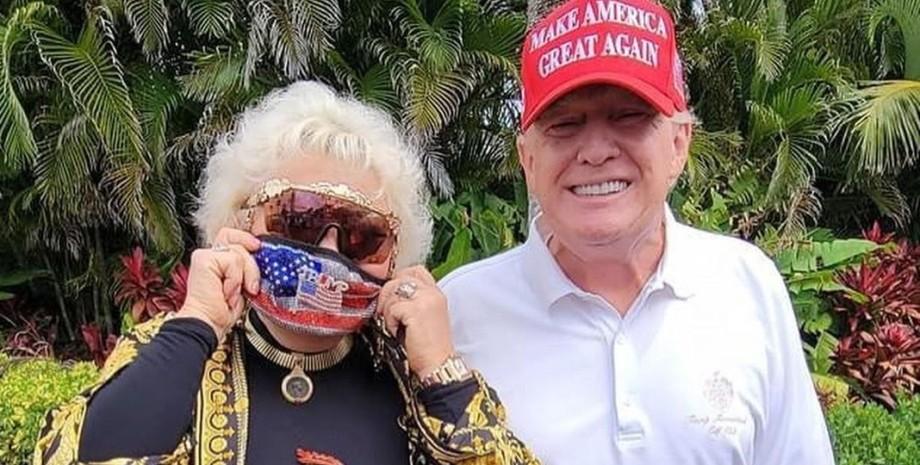 дональд трамп, флорида, вечірка, Мар-а-Лаго