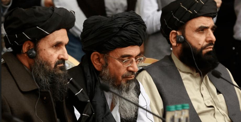 захоплення талібаном афганістану