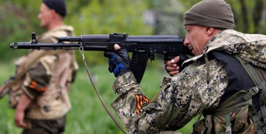 Боевик / Фото: sq.com.ua