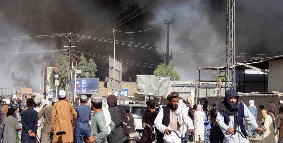 захват столицы афганистана