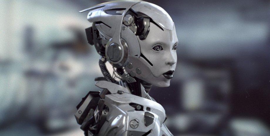 ИИ, робот
