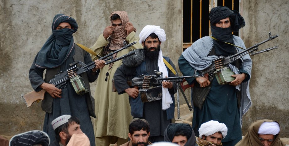Талібан, таліби