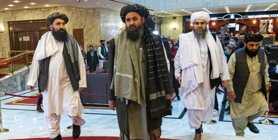 встреча мид кнр и талибов