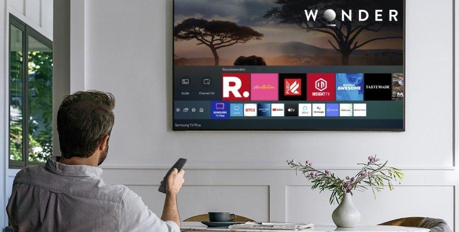 Samsung, телевізор