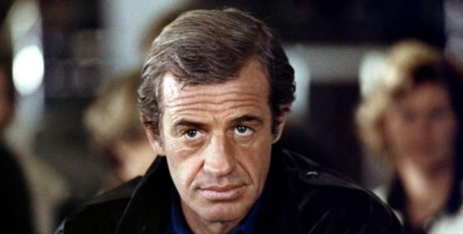 Жан-Поль Бельмондо, актер, Франция, умер Жан-Поль Бельмондо