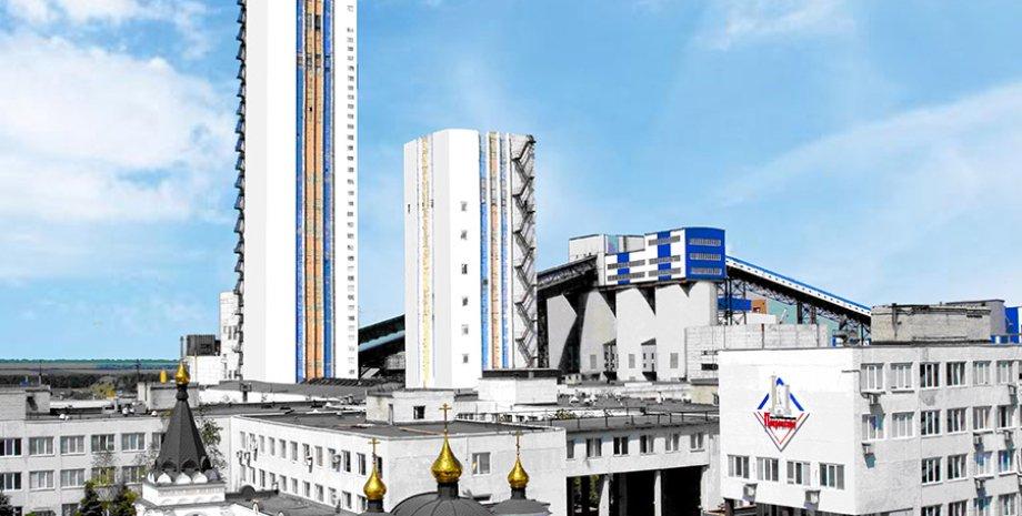 """Шахта """"Покровская"""" Фото: orbita.dn.ua"""