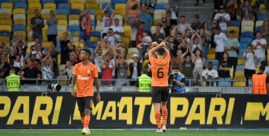 Шахтар Донецьк — Генк і Ліга чемпіонів