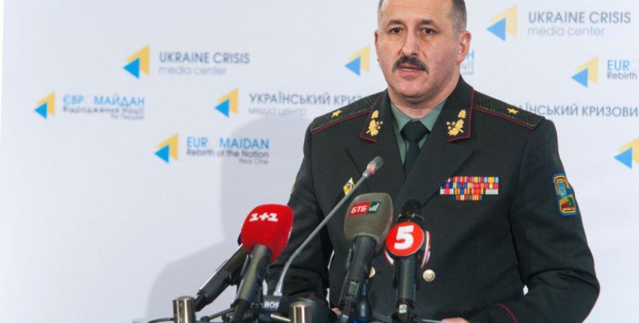 Владимир Талалай / Фото: Украинский кризисный медиа-центр