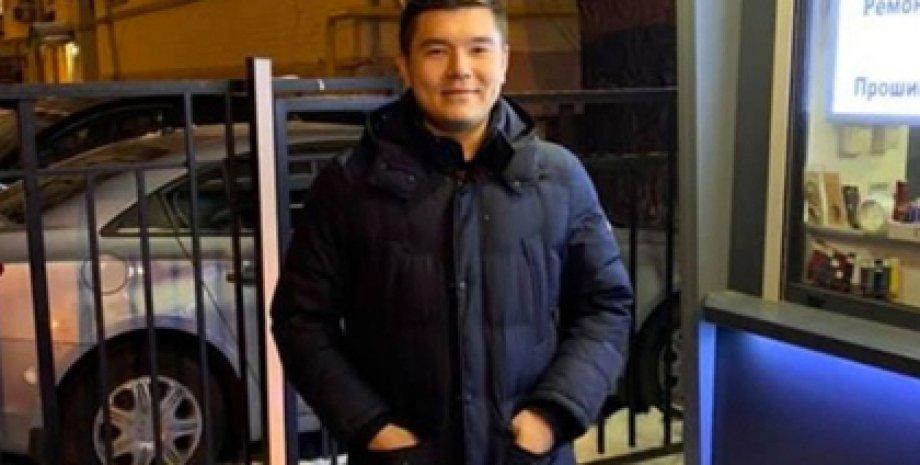 Айсултан Назарбаев/Фото: facebook.com/aisultan.nazarbayev
