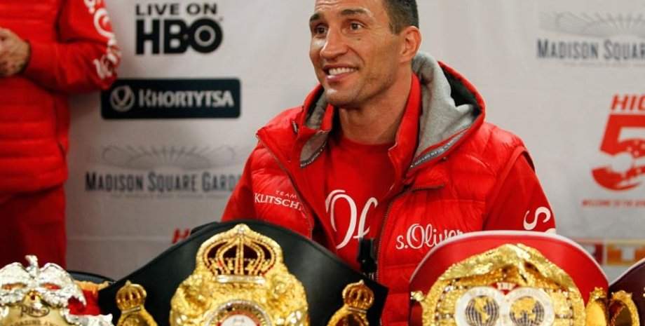 Владимир Кличко / Фото: пресс-служба боксера