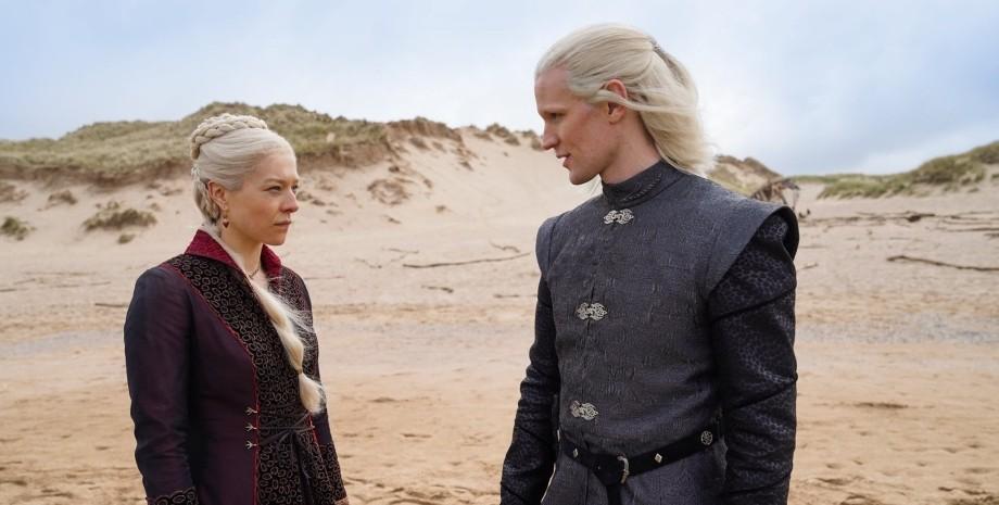 рейнира таргариен, дом дракона, сериал, приквел, игра престолов