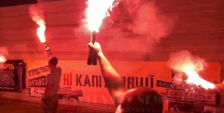 Скриншот с видео: Telegram / PavlovskyNews