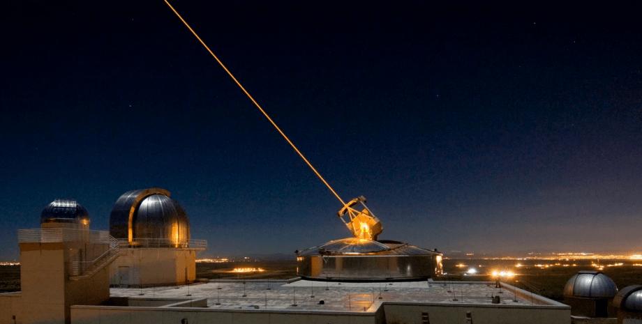 лазерна зброя в сша