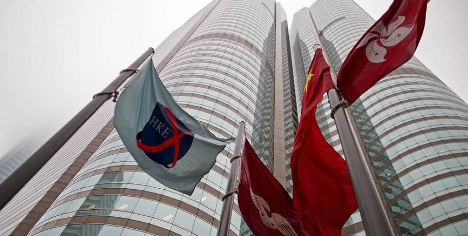 Hong Kong Stock Exchange, гонконгская фондовая биржа