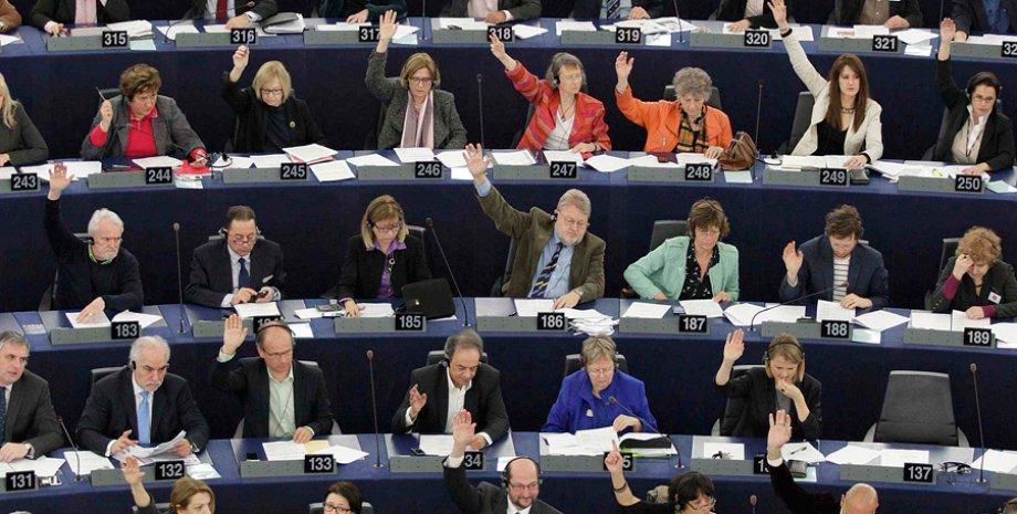 Заседание Европарламента / Фото: Reuters