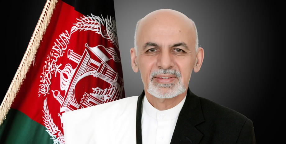 побег президента афганистана