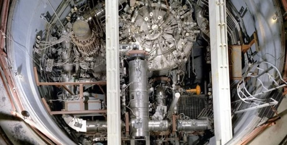 реактор на розплавах солей