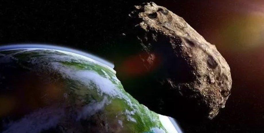 Астероїд біля Землі