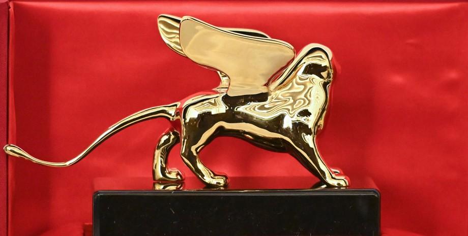 Золотой Лев Венецианский Кинофестиваль
