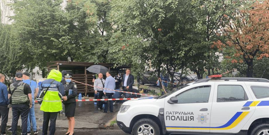 Убийство в Киеве, убийство на улице Новаторов, убийство в Днепровском районе