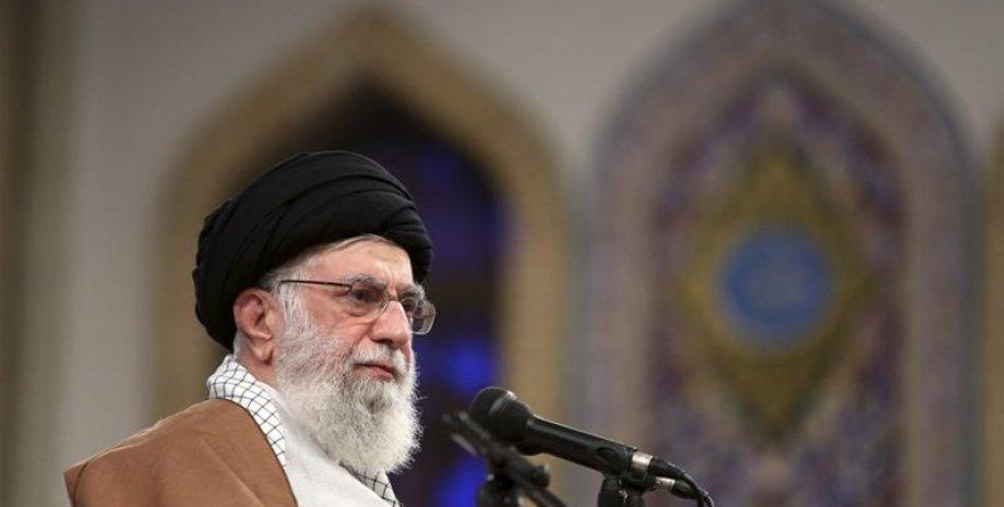 Али Хаменеи. Фото: Al Jazeera
