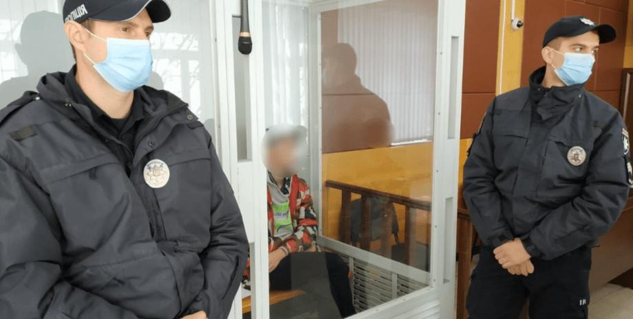 Полицейский, Чернигов, убийство