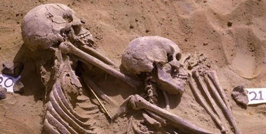 людські кістки