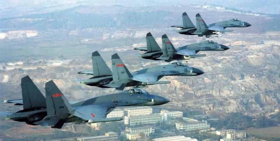 порушення повітряного простору Тайваню