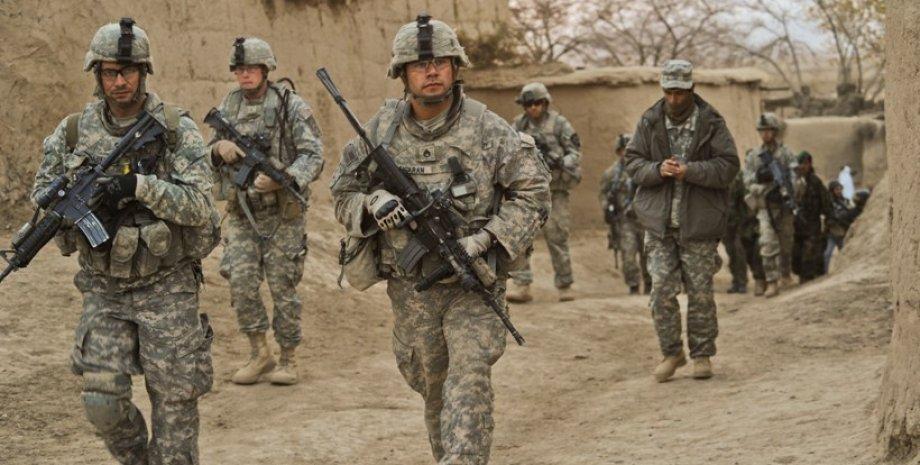Военные США в Афганистане / Фото: usdefensewatch.com