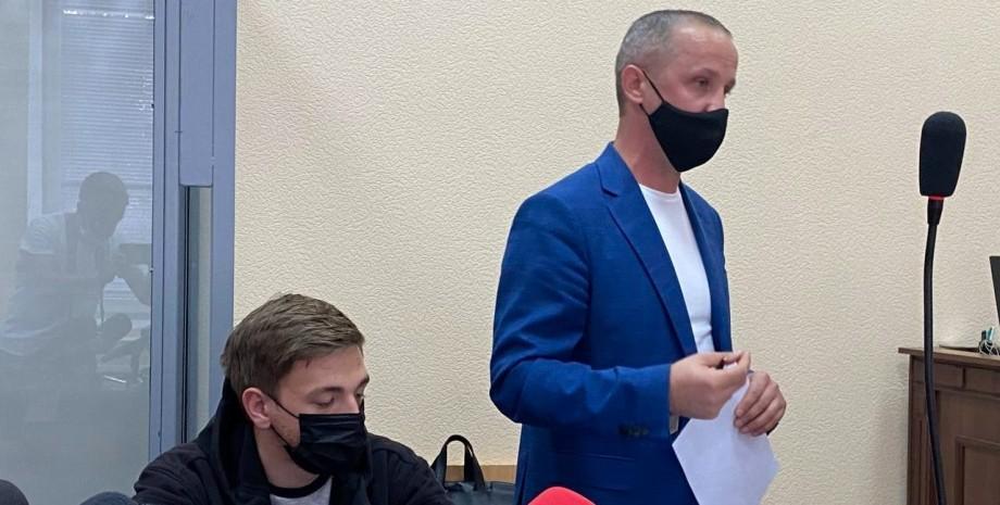Нападение на журналиста Букв, Губский и Голощапов, Александр Кружельный