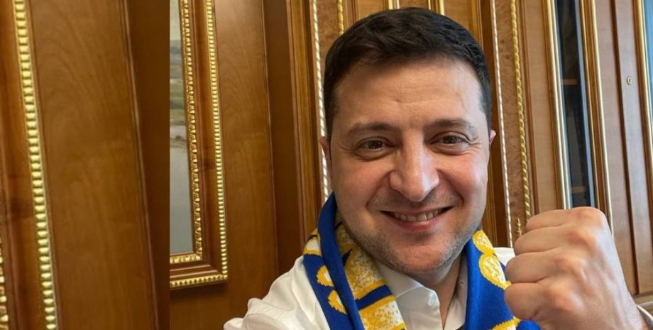 Евро-2020, Украина, победа, Зеленский, поздравление,