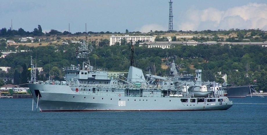 Балта, корабель, Чорне море