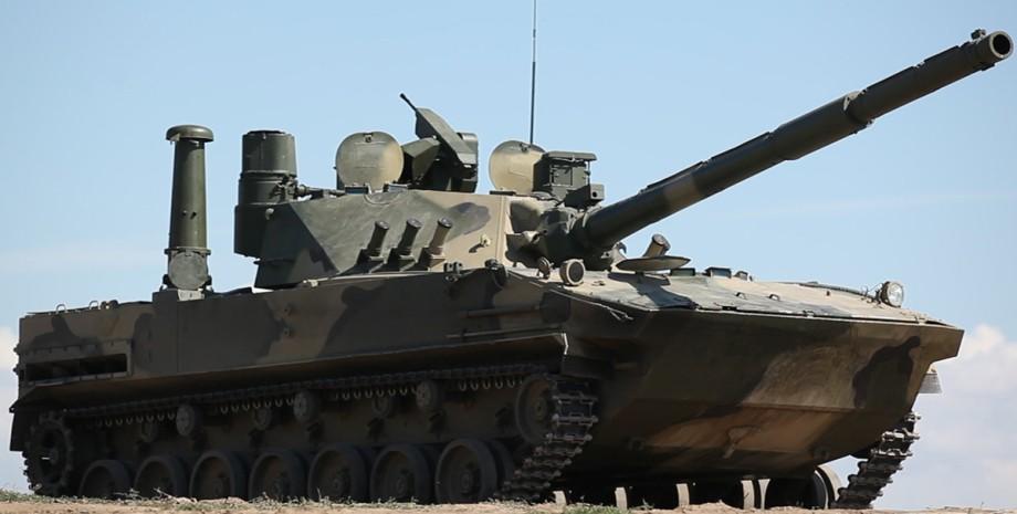 российский колесный танк