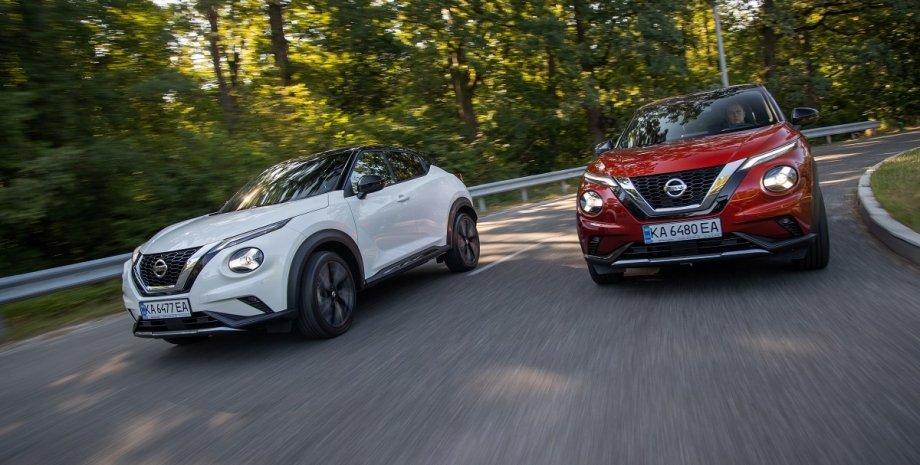 Цены, комплектации и тест-драйв Nissan Juke нового поколения
