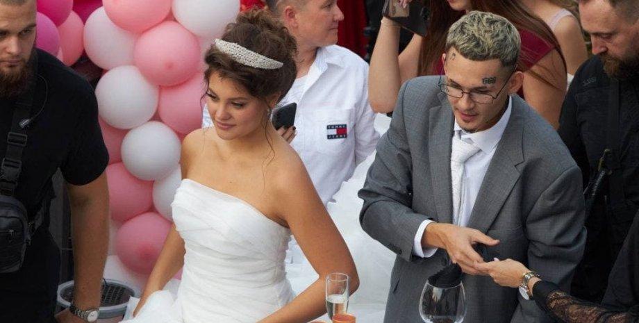 Моргенштерн, Дилара, свадьба