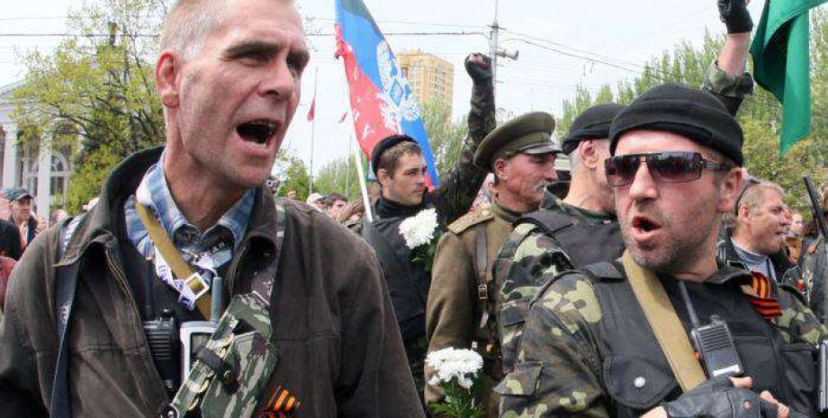 Боевики ДНР / Фото: Пресса Украины