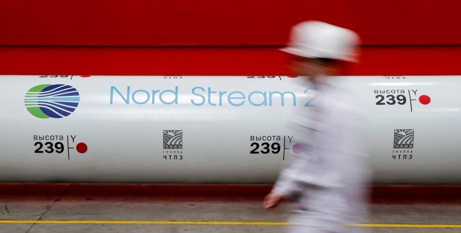 северный поток 2, россия, газпром